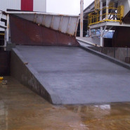 Concrete Ramp Construction