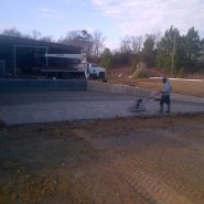 Concrete Additions and Loading Docks